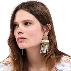 ✨LAST ONE✨Gold drop earrings from Zara